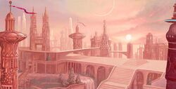 Gallifrey ancient
