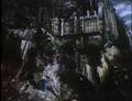 TARDIS materialises on Peladon castle in background.jpg