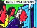 The Secrets of the Tardis (comic story)
