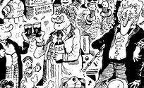 40th Anniversary Comic