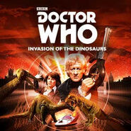 BBCstore Invasion of the Dinosaurs cover