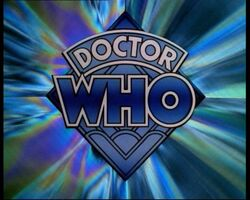 Doctor Who logo 4
