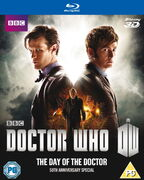 The Day of the Doctor 2013 Blu-ray UK-3D