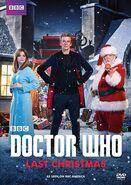 Last Christmas DVD