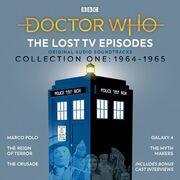 The Lost TV Episodes - Collection One 2019 cover