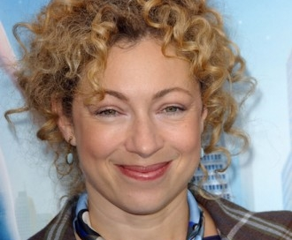Alex Kingston appearances 2019