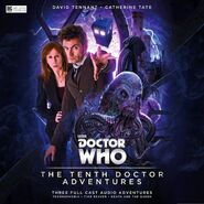 The Tenth Doctor Adventures (audio anthology)