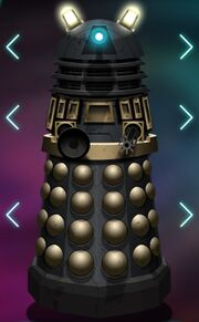 Dalek Hack Black