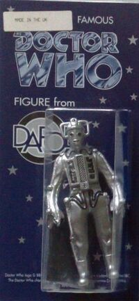 Old Cyberman Dapol
