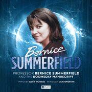 Professor Bernice Summerfield and the Doomsday Manuscript audiobook