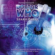 Spare Parts cover