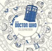 DoctorWhoColouringBook