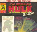 The Incredible Hulk Presents