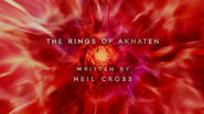 The Rings of Akhaten - Title Card