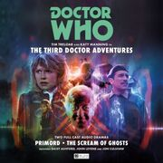 The Third Doctor Adventures Volume Five Alternate