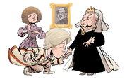 Empire of Death caricature (DWM 344)
