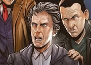 Lost Dimension Twelfth and Ninth Doctor