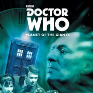 BBCstore Planet of the Giants cover