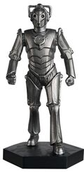 Cybus Cyberman Figurine
