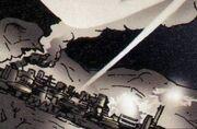 Dalek City flashback Children of the Revolution