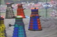 Dalek Grand Prix Doctor Who Night