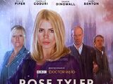Rose Tyler: The Dimension Cannon (audio series)