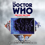 The Five Doctors Audiobook