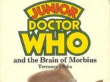 Junior Doctor Who and the Brain of Morbius (novelisation)