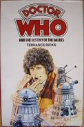 Destiny of the Daleks hardcover