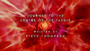 Journey to the Centre of the TARDIS - Title Card