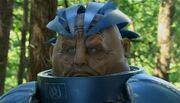 Kaagh's Helmet