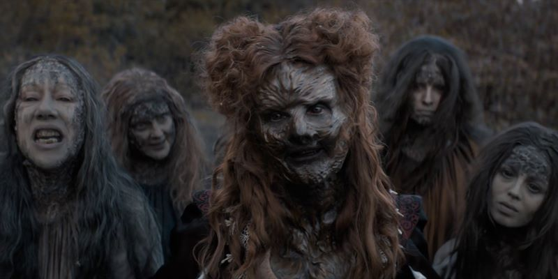 Morax - Doctor Who - The WItchfinders