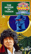 The Keeper of Traken VHS UK cover