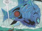 The Shark Shocker (comic story)
