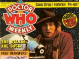 Doctor Who Magazine/Doctor Who Weekly