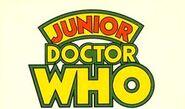 Junior Doctor Who logo