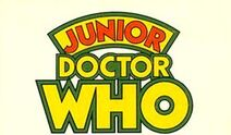 Junior Doctor Who logo