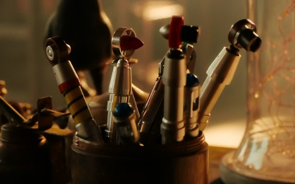 The Doctor's sonic screwdriver | Tardis | FANDOM powered by