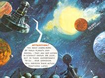 Dalek Planetarium (comic story)