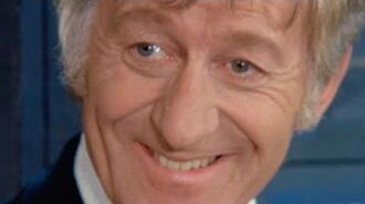 Remembering Jon Pertwee A Conversation With Sean Doctor Who
