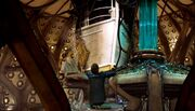 TARDIS Crashes into Titanic