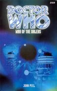 War of the daleks cover