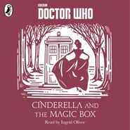 Cinderella and the Magic Box audiobook cover