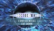 Doctor Who Confidential Cut Down logo