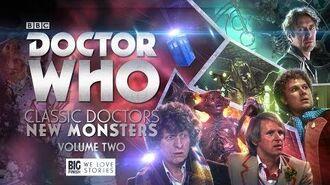 Classic Doctors New Monsters Volume 2