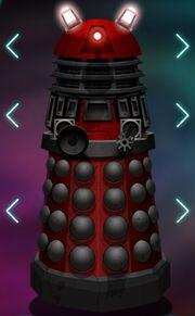 Dalek Hack Red