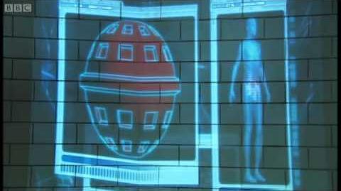 A bomb inside Captain Jack's stomach - Torchwood - BBC