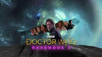 DoctorWho - Ravenous 3, out now!