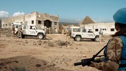 UN in Turmezistan (TPATEOTW)