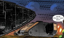 Dalek Project tanks